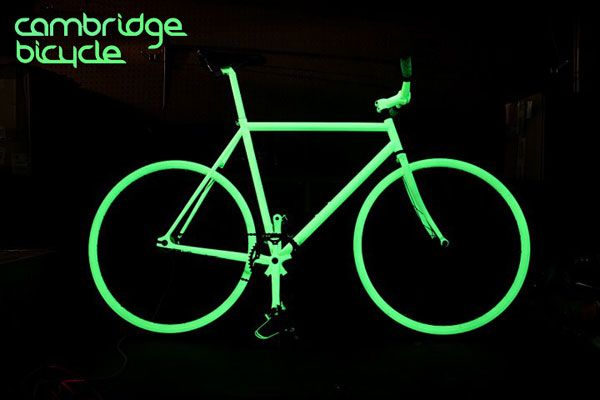 Glow Bike From The Blackberry Commercial Not For Sale Yet