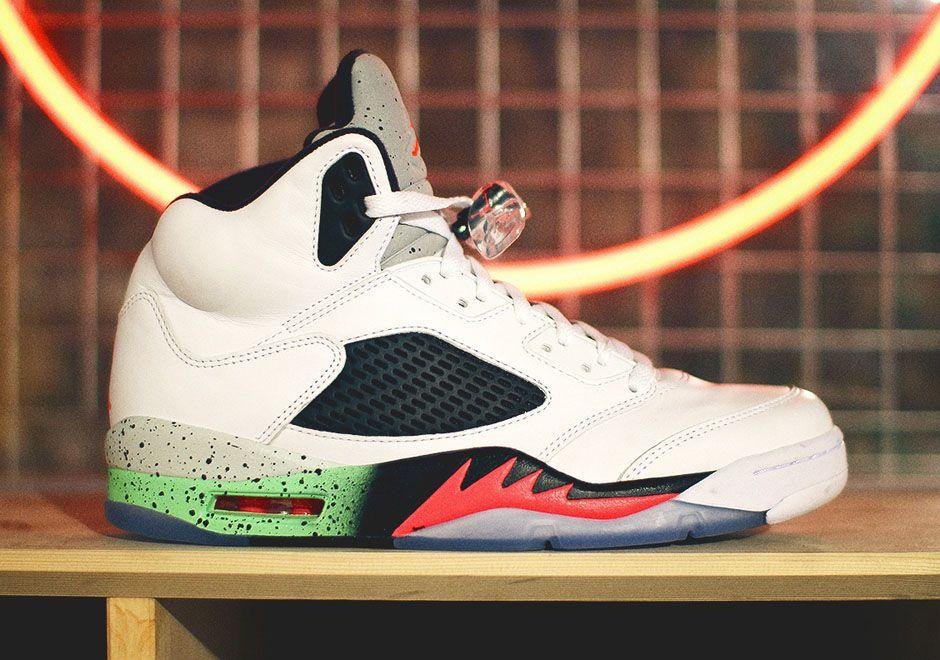 Air Jordan 5 Laser