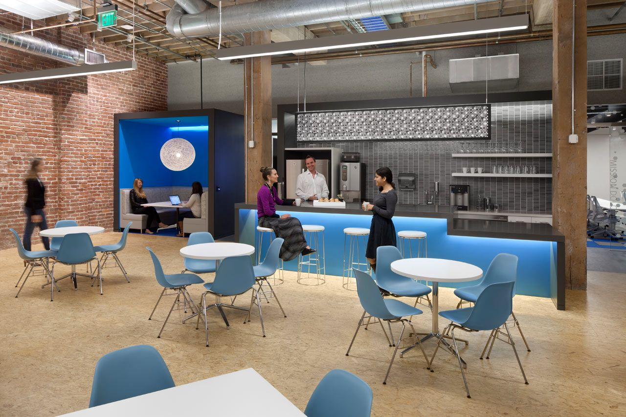 Adobe Met Their Growing Workforce Needs By Taking Over A Historical  Building In San Francisco And