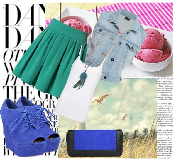 """""""Summer set.! 3"""" by magda-jed ❤ liked on Polyvore"""
