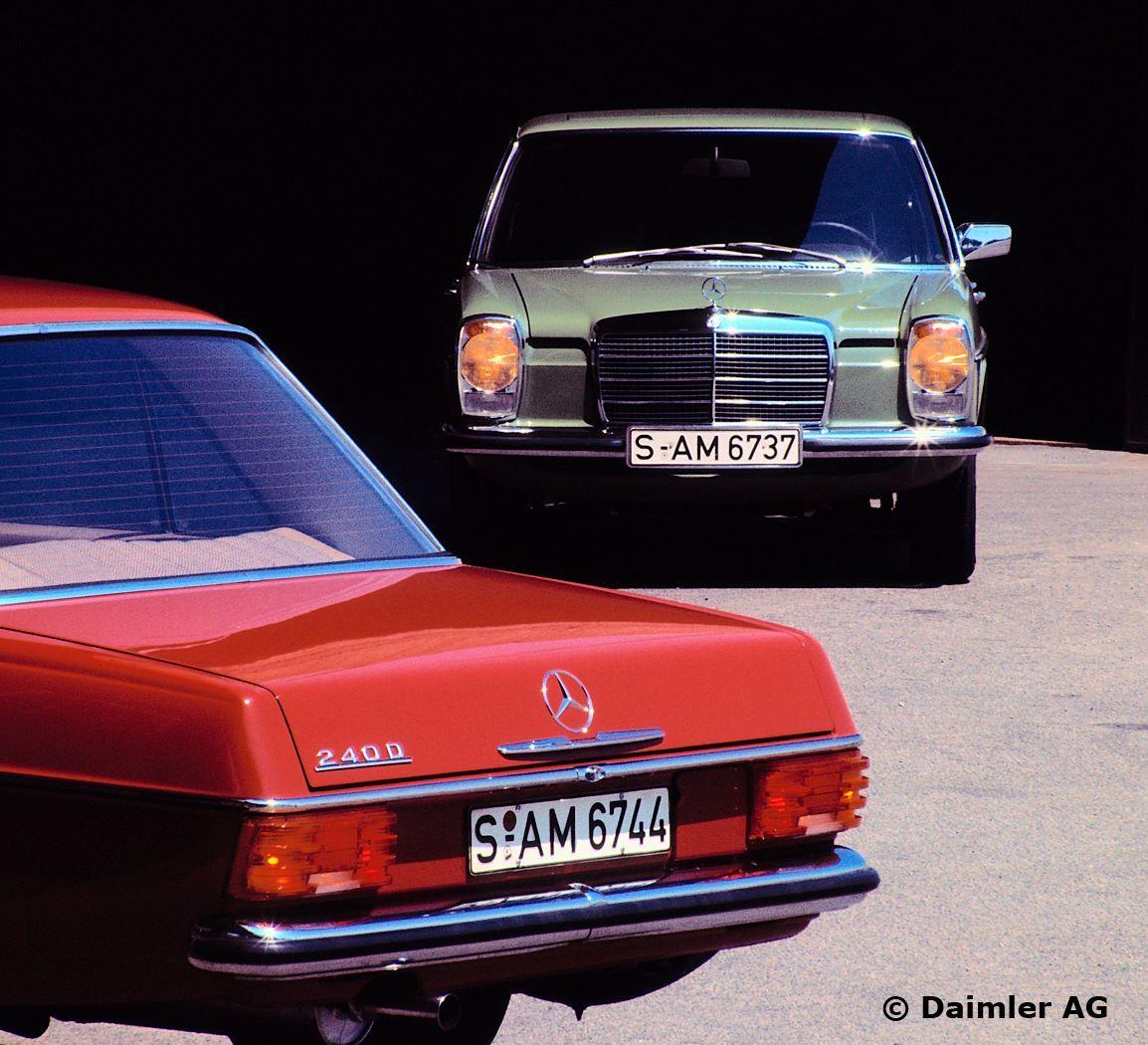 Mercedes Benz W 115 / E Class | I Love Mercedes! | Pinterest ...