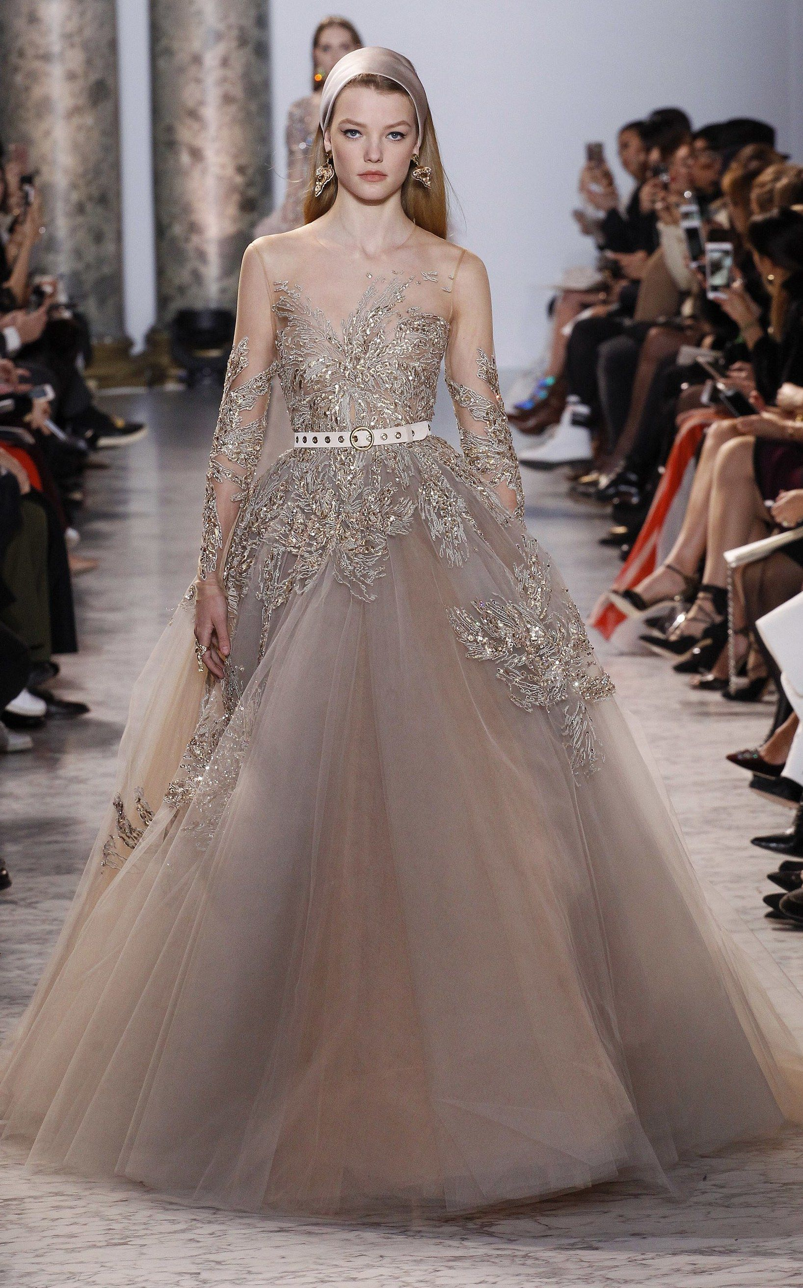 Elie Saab Haute Couture Spring 2017   Dresses   Pinterest ...