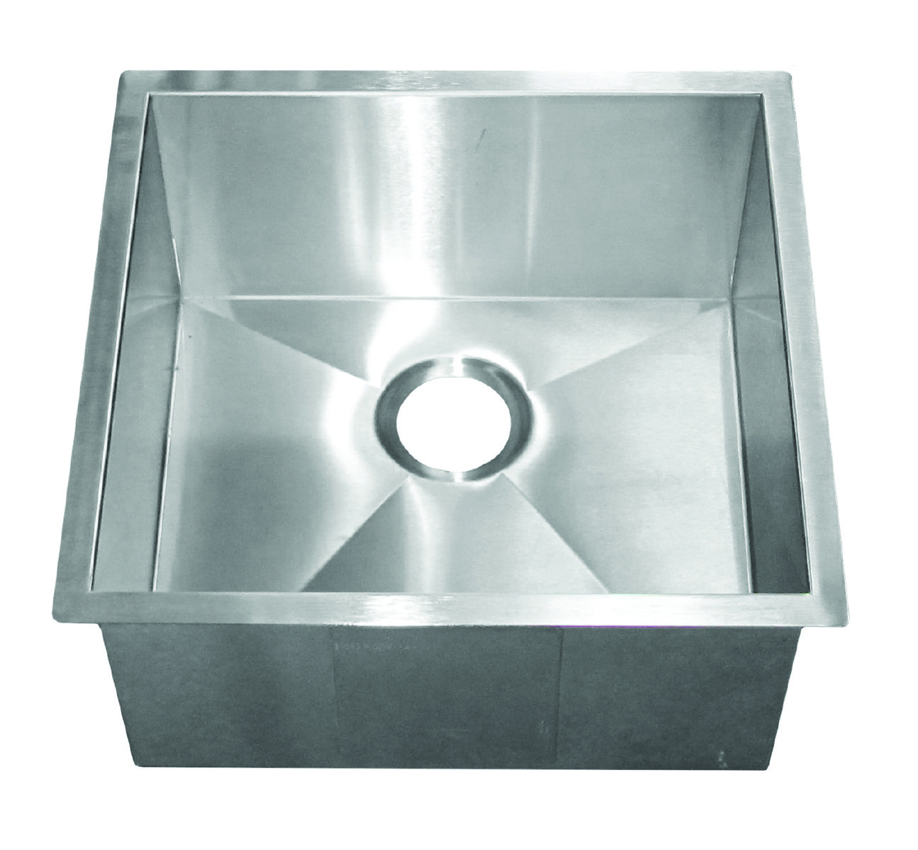 Stainless steel sinks 2321S 90