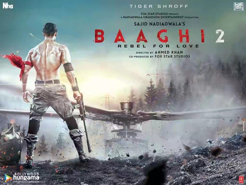 Baaghi 2 Full Hd Movie Tiger Shroff And Disha Patani Download Movies Bollywood Movie Songs 2 Movie