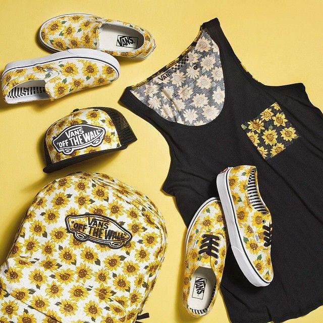 c9c69cc2759da8 Stay Golden  Sunflower prints all around