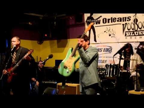 John Lisi and Delta Funk's winning performance at Voodoo Blues Krewe Challenge
