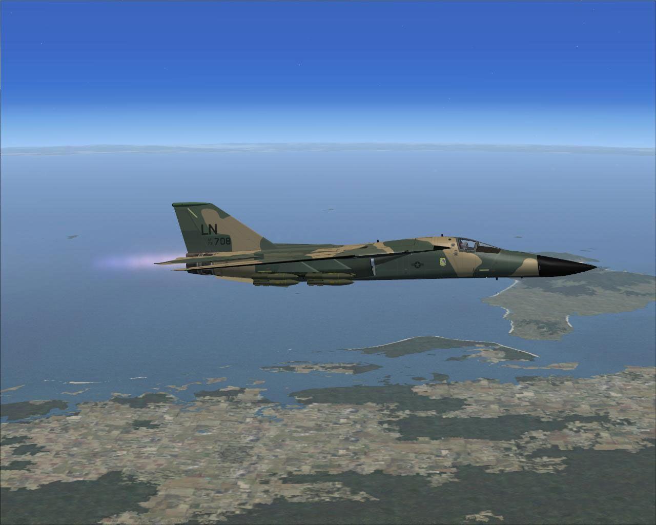 Lakenheath England f 111 | FSX Shadowsix Lakenheath F-111