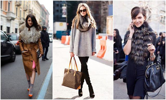 Mae Badiyan: fashion files // the fur collar