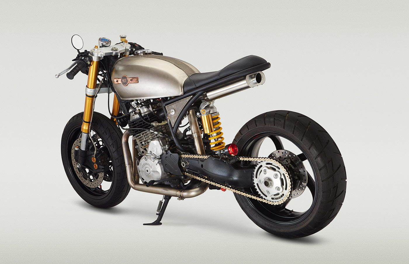 Classified moto kt600 the garage cafe - Honda Xl600r Kt675nz By Classified Moto