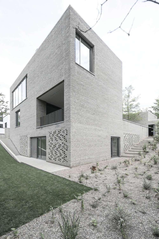 Architekt Kaiserslautern anerkennung wohnhaus z in frankfurt bayer strobel