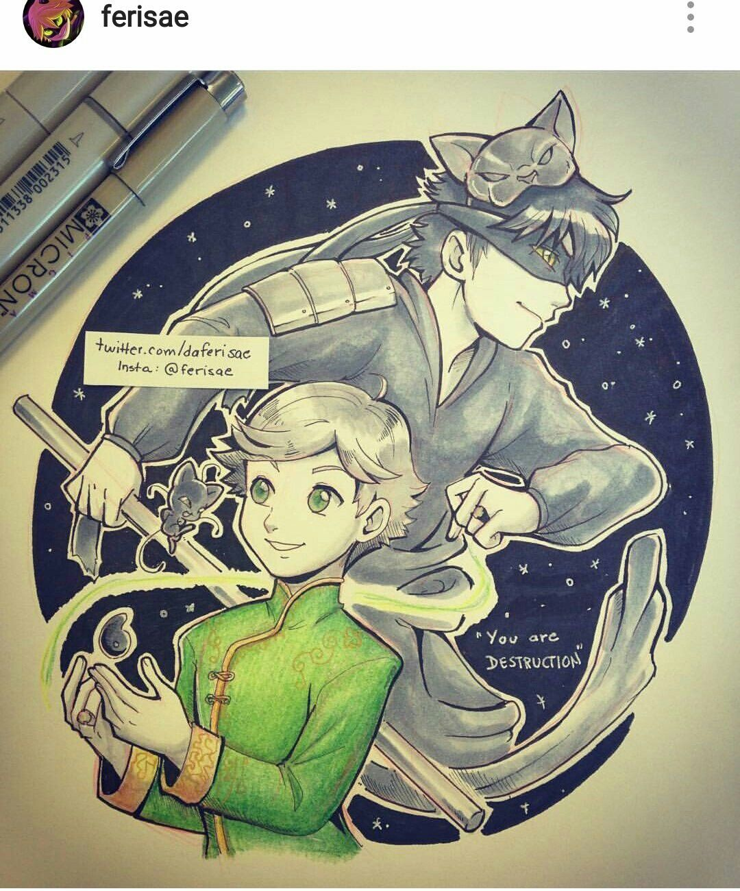 Pin On Miraculous Ladybug And Cat Noir-7086