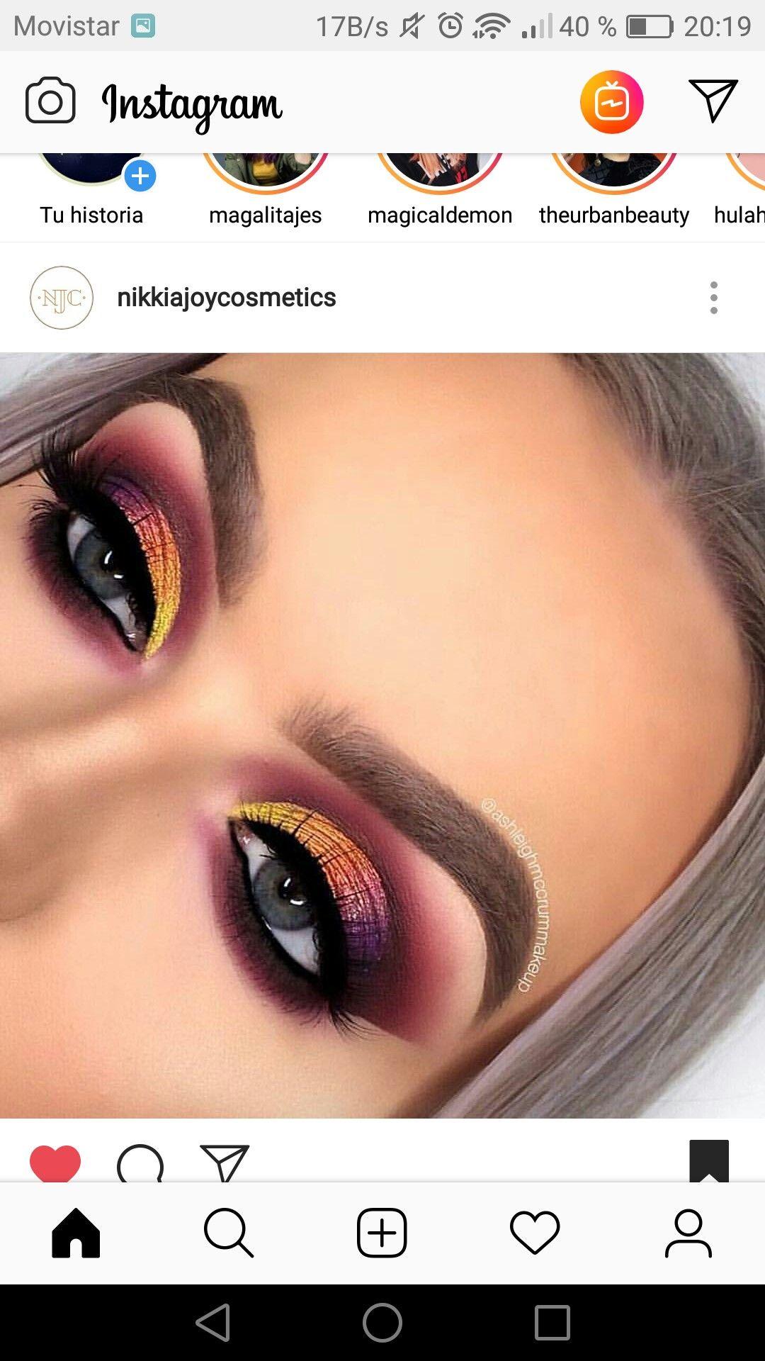 Indian makeup burgundy maroon gold fall winter