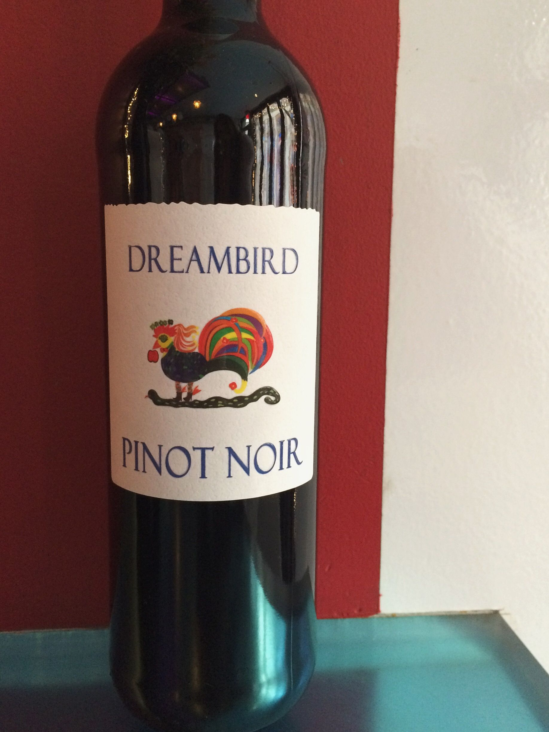 Dreambird Pinot Noir Cramele Recas Romania Light Body With Ripe Fruit Spice Earth Transylvania Wine By The Glass Ripe Fruit Wine List