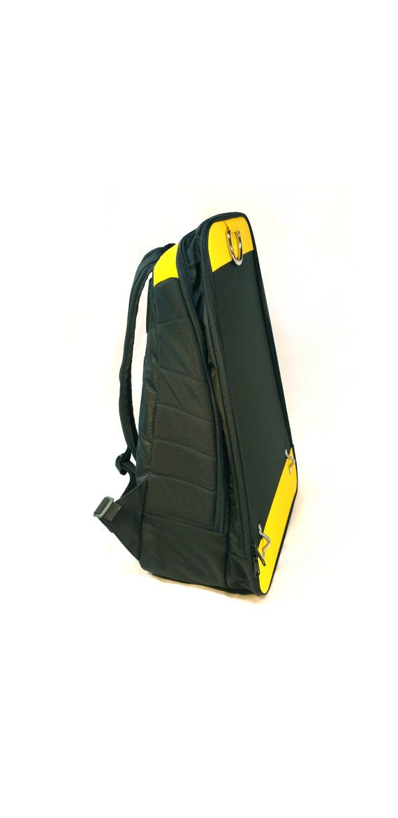 Medium size backpack  The Curve by DaFraz on Etsy
