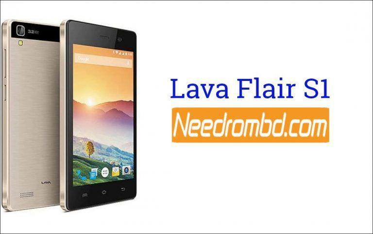 Lava Flair S1 Cm2 Read Flash File Without Password