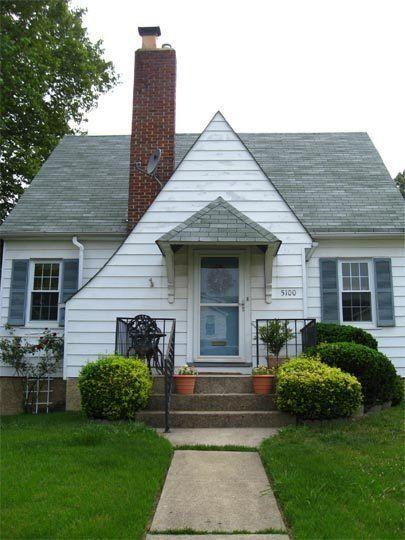 Kristi Pam S Antique To Modern Harmonious Mix Up House Exterior House Tours House