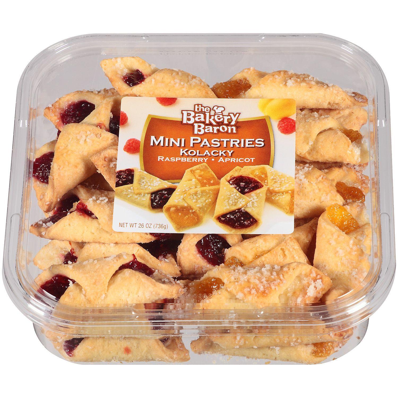Wedding Foods Recipes: The Bakery Baron Kolacky Mini Pastries