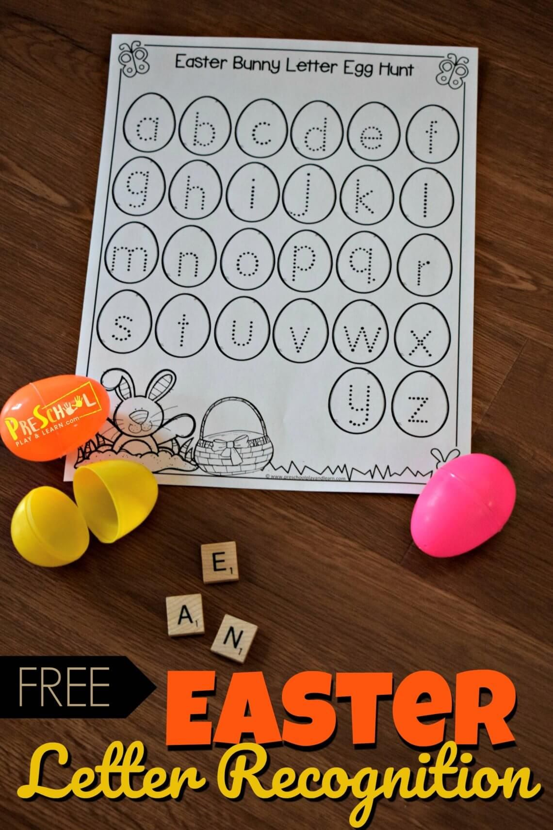 Looking For An Educational Easter Activities For Kids You