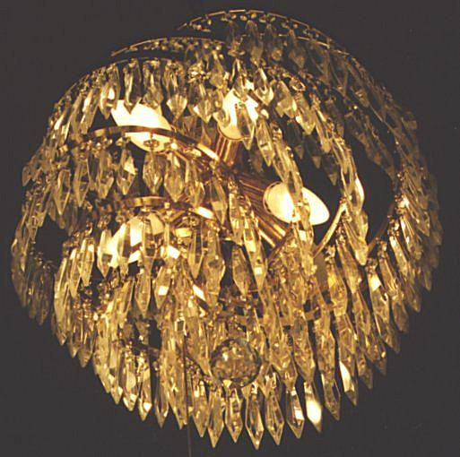 Most Popular Dining Room Chandelier: Crystal Chandelier Lighting Are One Of The Most Beautiful