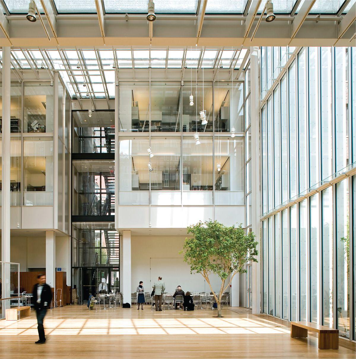 Morgan Library New York Renzo Piano Bibliotek Arkitektur Renzo Piano Arkitektur Detaljer