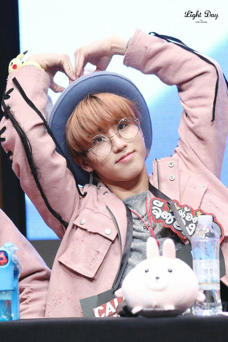 Pin by ʜᴇɴɢɴɪꜱ. on JiSung 한   Kids, Baby squirrel, Boy groups