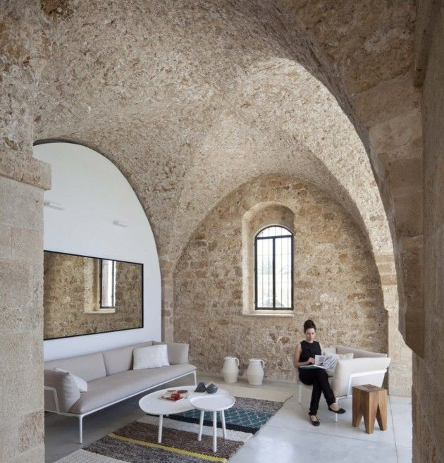 Now See Whenever Anyone Naysays Converting Old Warehouses Down At The Port Into Apartments I M Going To Poi House Design Architecture Stone Houses