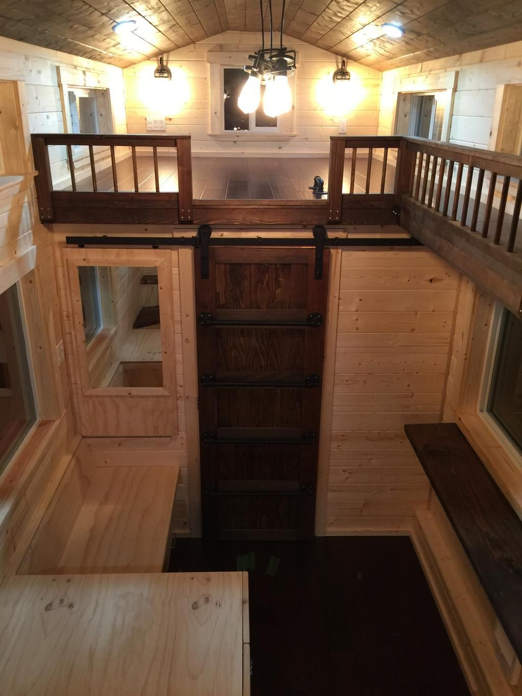 A Cozy Luxury Tiny House Available For Sale In Bend