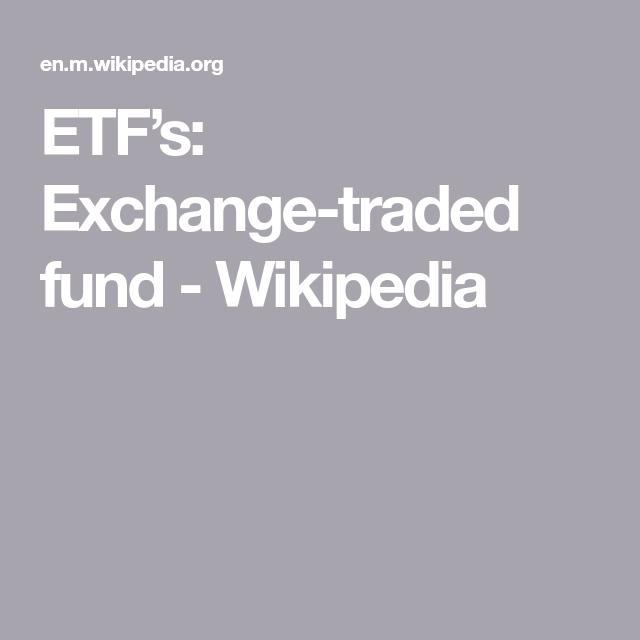 Etf Wikipedia