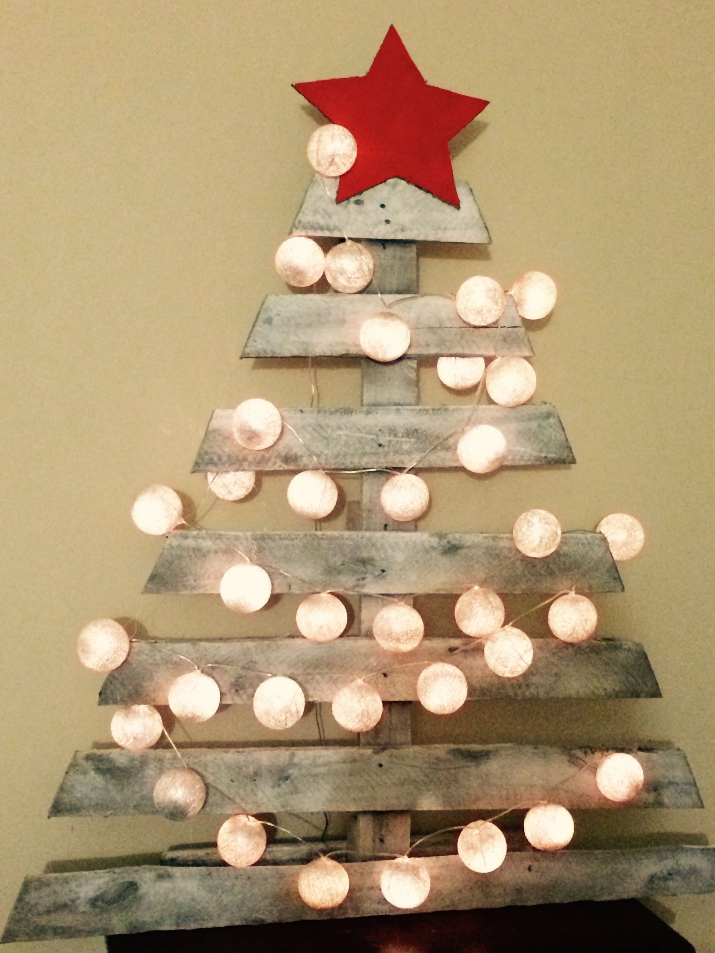 Christmas at our House - featuring Silver Cotton Cable String Lights
