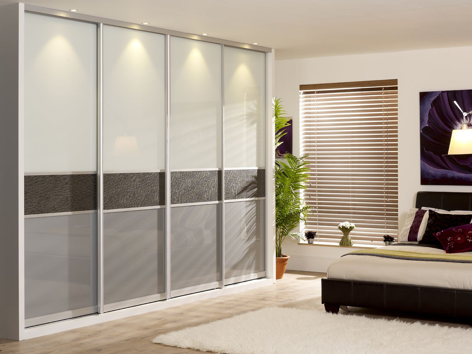 Quality sliding wardrobe doors made in the UK by the leading sliding  wardrobe manufacturer. Get fantastic bespoke, made to measure wardrobes at  a great ...