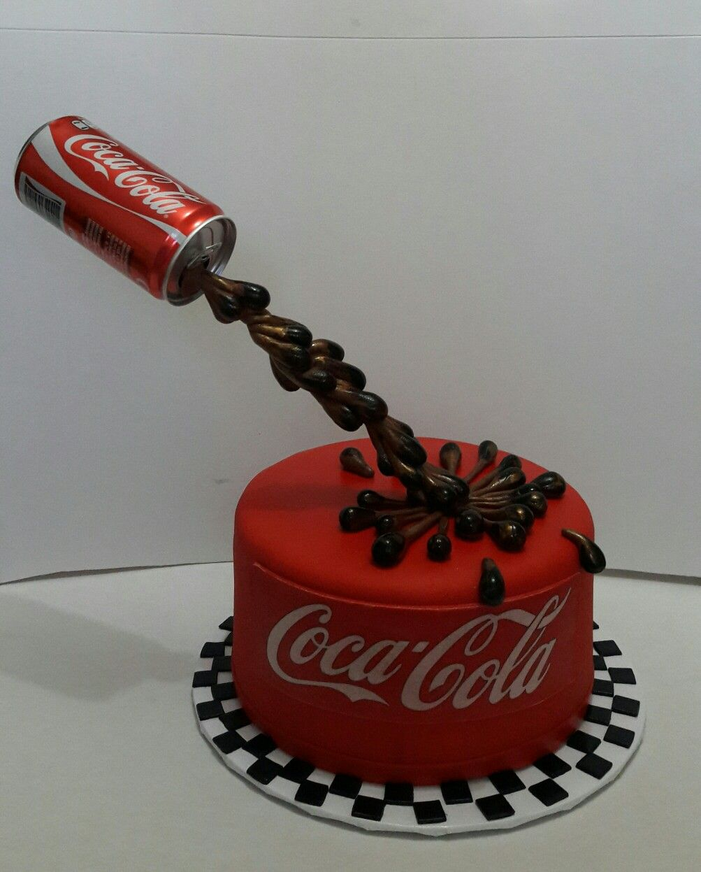 Pastel de Coca-Cola ♡