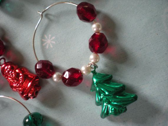 I just made these,they are 4 sale on etsy,wonderful gift,4 the holidays :)
