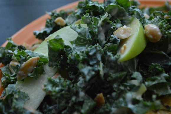 Mock Cheesecake Factory Kale salad