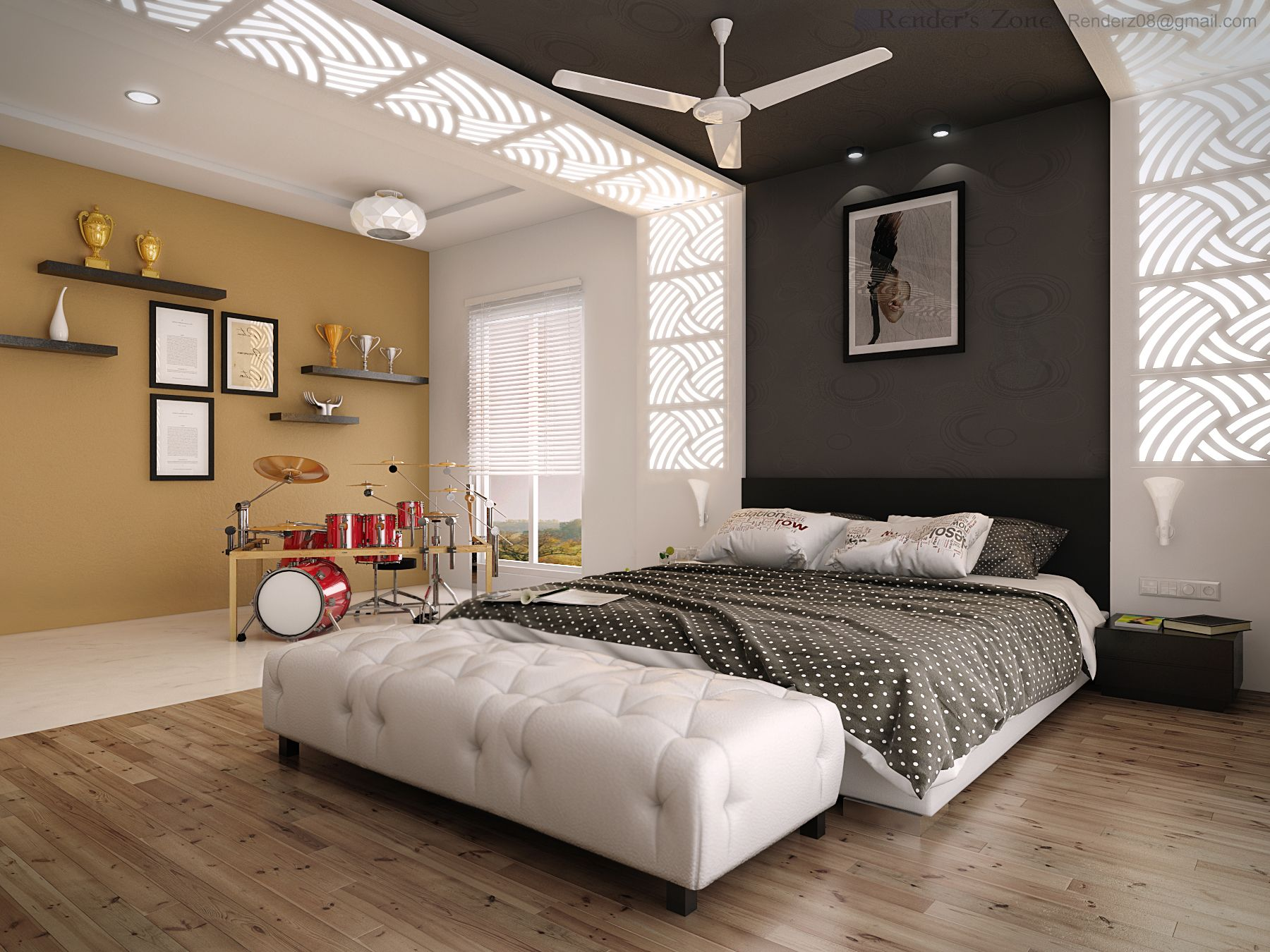 Best Breathtaking Bedroom Designs To Inspire You Dormitorios 400 x 300