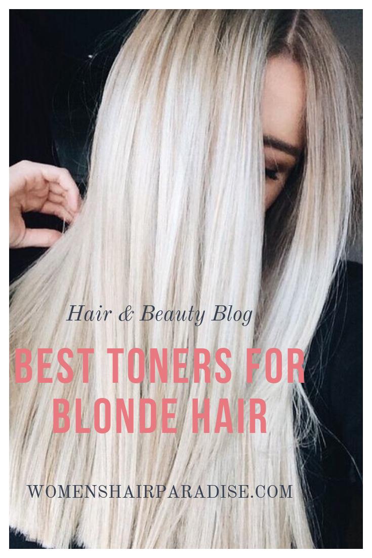 Best Toners For Blonde Brassy Hair Orange Hair Yellow Hair Color Treated Hair Brassyhair Toners Blondehai Toner For Blonde Hair Best Toner Brassy Hair