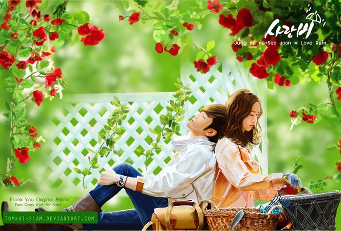 Love Rain Korean Drama Wallpaper   130228 Yoona Snsd ...