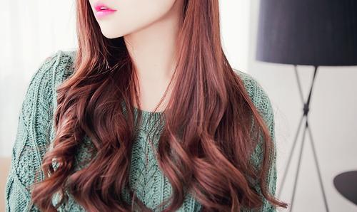 asian, brown hair, brunet, curly hair