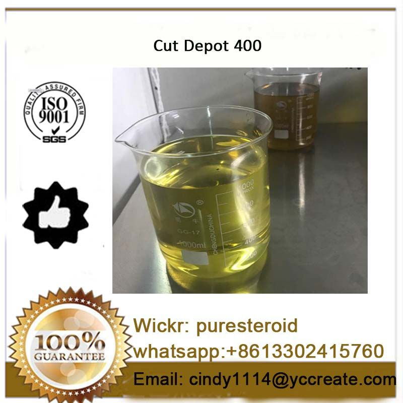 Injectable Steroid Oil Cut Depot 400 For Bodybuilding