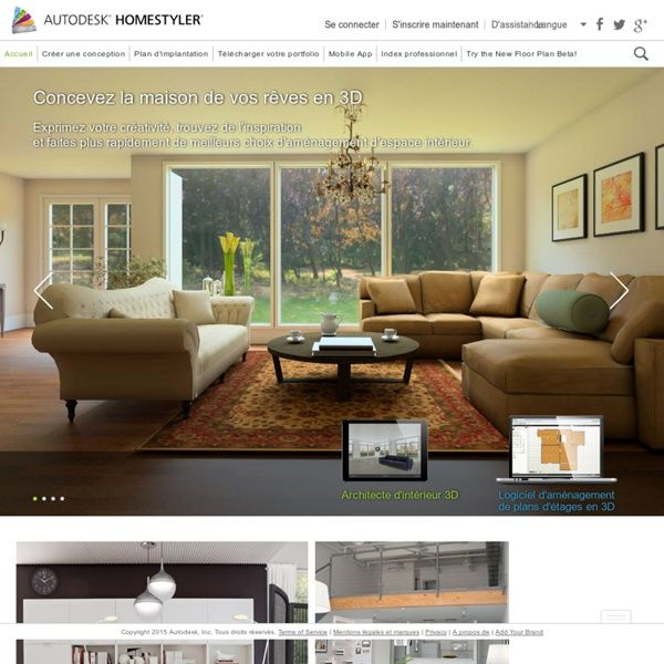 logiciel gratuit amenagement interieur maison 25540 Fashion for - logiciel de plan de maison gratuit