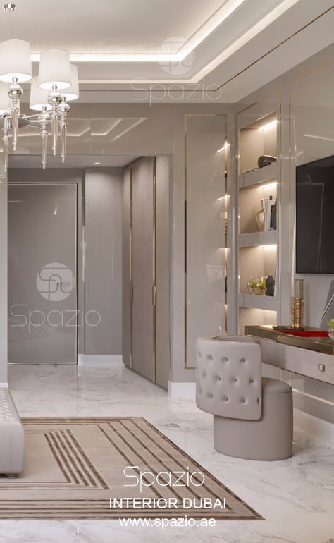 Master bedroom interior design for  luxury house the interiors was created modern arabic home more ideas is on web site also purple color schemes wall paint rh pinterest