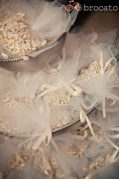 make for bride/groom exit and store in large bowl or 3 tier dessert stand