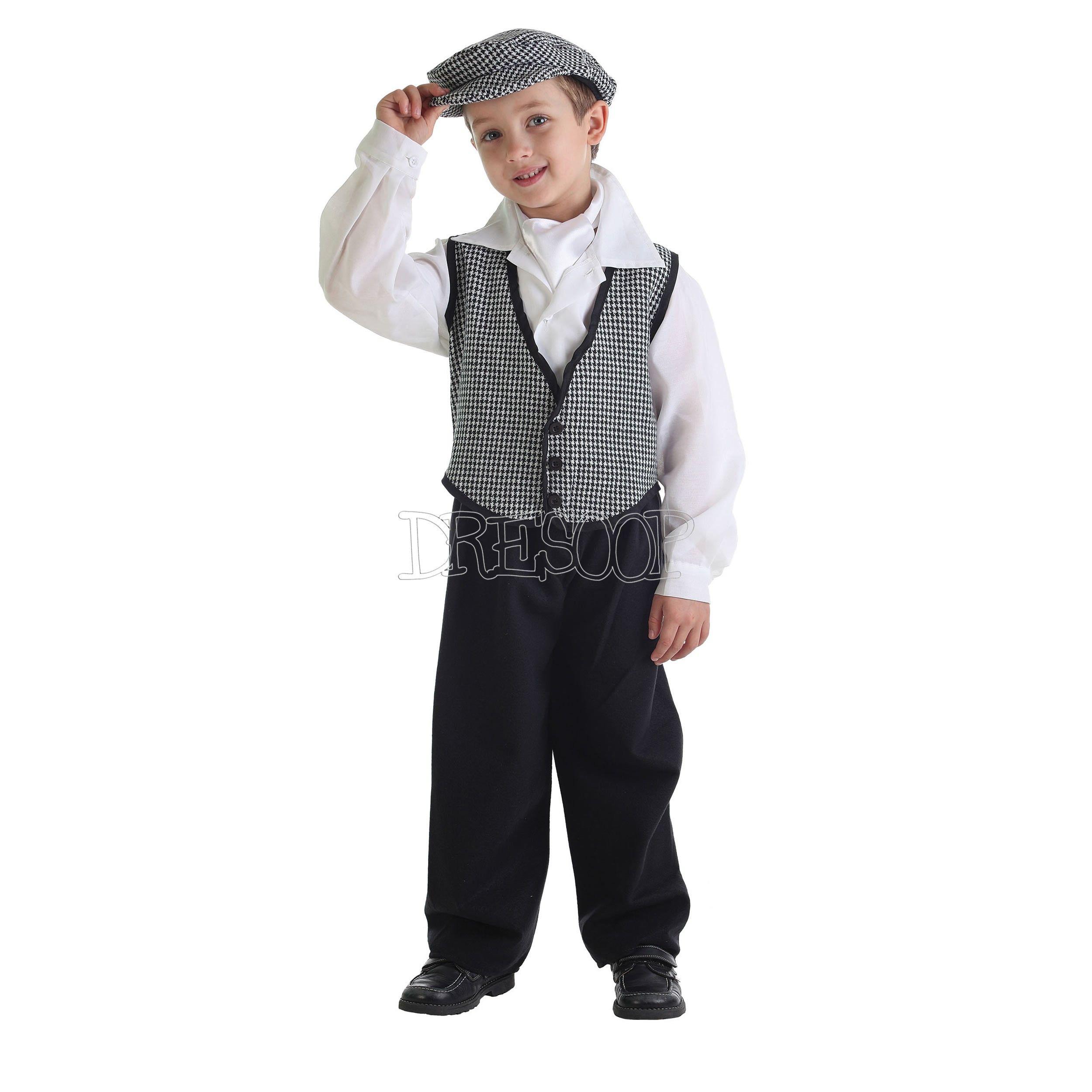 Disfraz Chulapo Coral Para Niño Fashion Style Harem Pants