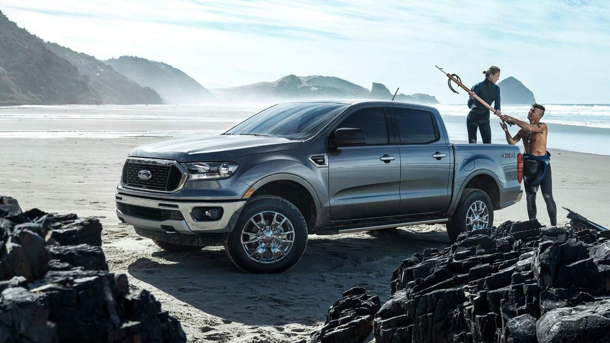All New 2019 Ford Ranger Is Finally Here 30 Photos Intended For