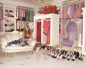 The Royal Princess Closet Mariah Carey