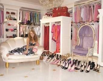 The Royal Princess Closet Mariah Carey