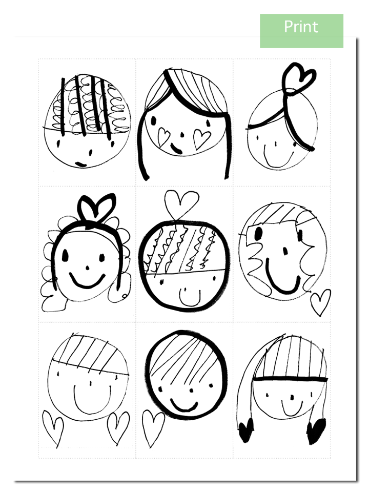 Get printable coloring pages, created by hand, at ...