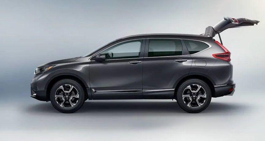 2020 Honda Cr V Release Date With Images Honda Cr Honda Cr V