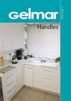 Gelmar Handles Catalogue Fitted Furniture Kitchen Fittings Handle