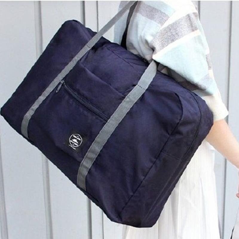3e9b78e61f36 JXSLTC Fashion Women s travel bags Luggage Organizer On the Suitcase Duffle  bag Folding Packing Cubes Travel bag Hand Luggage  newproduct