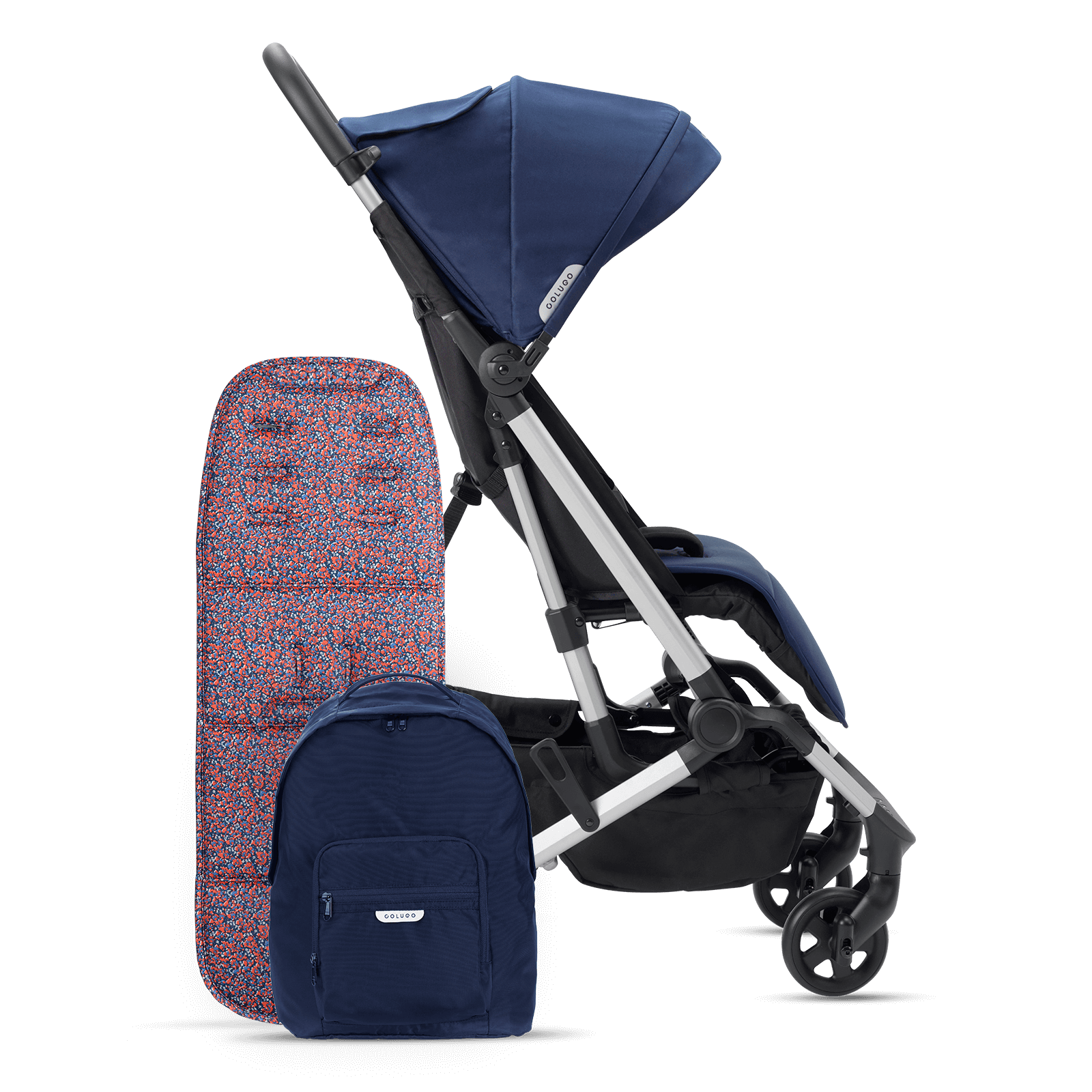The Perfect Bundle Colugo Compact travel stroller